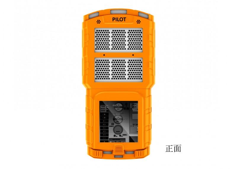 四合一气体检测仪,便携式气体探测器