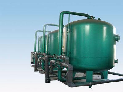 高效除铁除锰过滤器--石家庄飞鸿水处理
