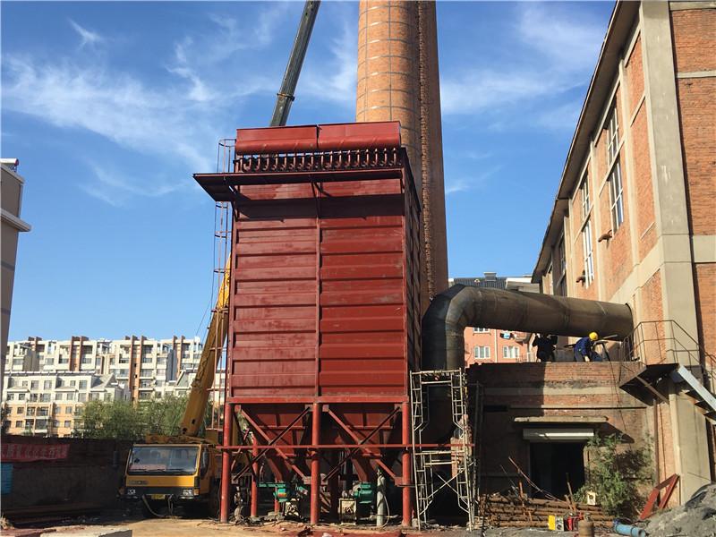 河北乔达环保厂家生产锅炉布袋除尘器13831779199