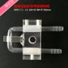 台湾品牌盐水喷雾试验机玻璃喷嘴