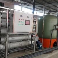 大型反渗透纯水设备说明