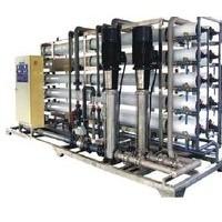 大型中水处理回用设备特点